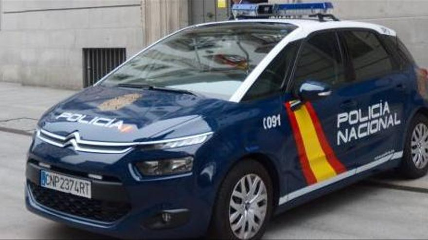 Estafado en Marín con un falso empleo en Palma de Mallorca