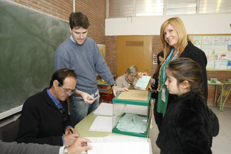 GALERÍA DE IMÁGENES / LAS ELECCIONES EN CÓRDOBA
