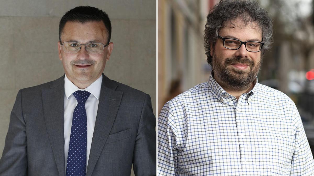 José González y Sergio del Molino.
