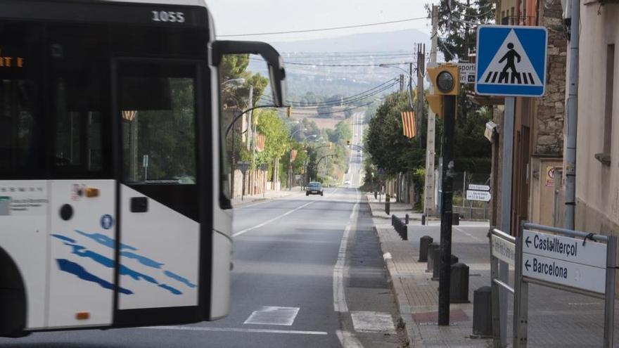El Moianès tindrà una línia de bus directe cap a la UAB