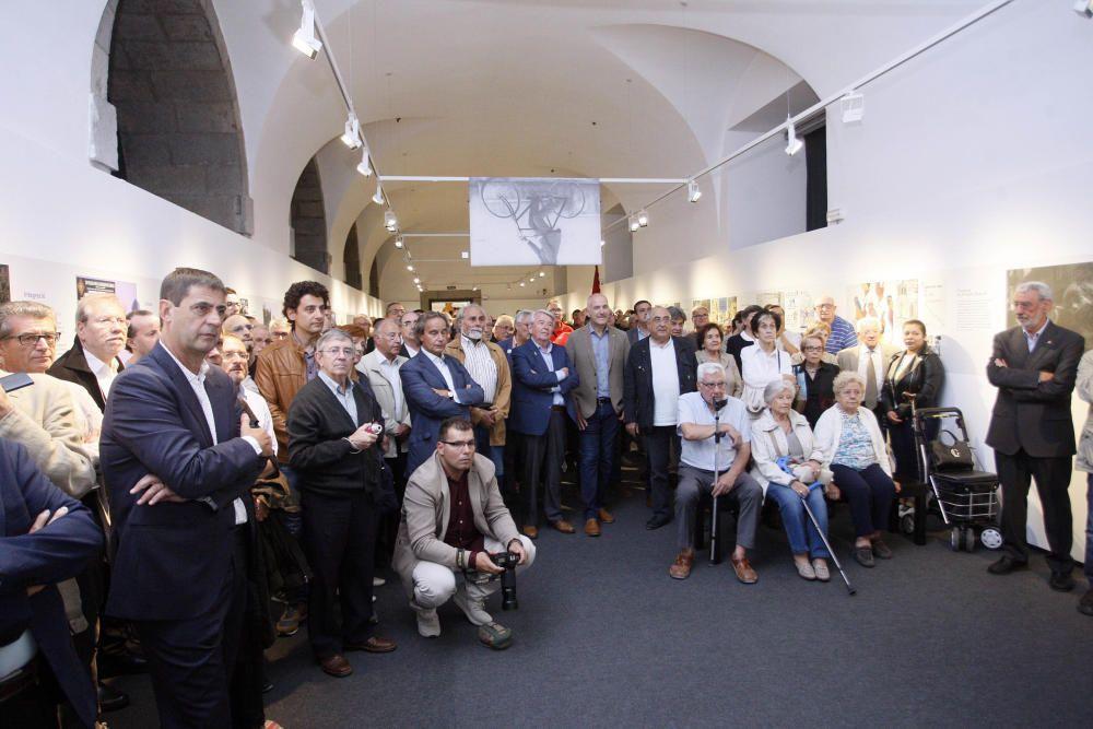 Exposició dels 100 anys d'història del GEiEG