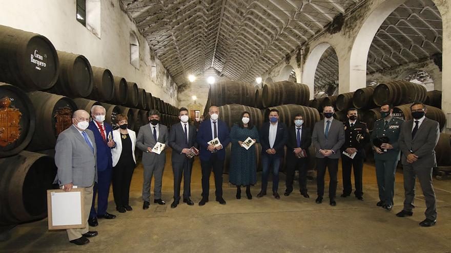 Presentación de la Guía de los vinos de Córdoba