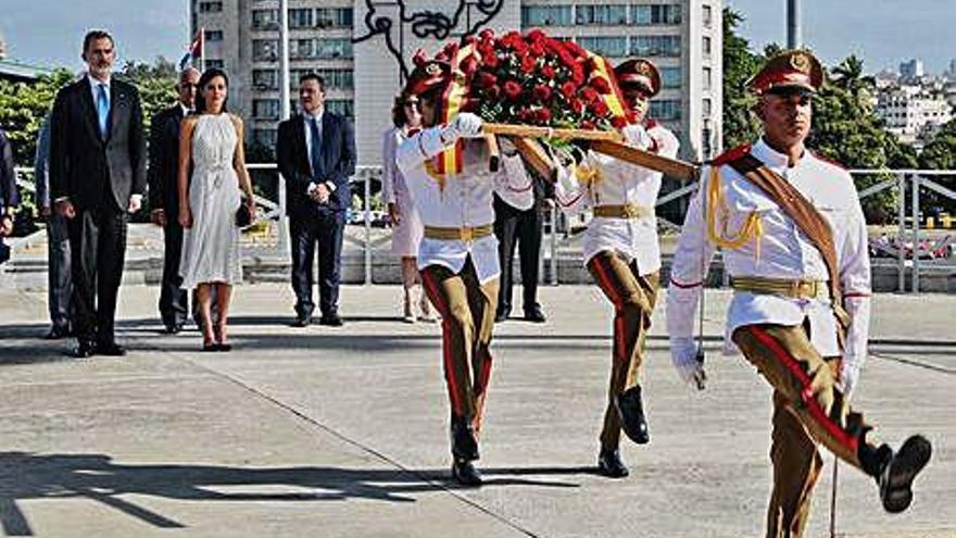 El Rey expresa su apoyo a las empresas españolas en Cuba ante la presión de EEUU