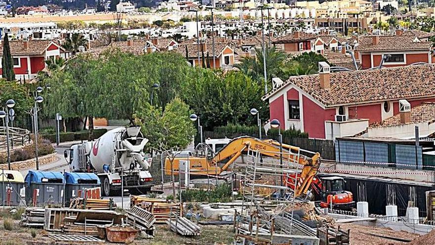 """Vox exige parar las obras de El Portón ante las sospechas de """"graves irregularidades"""""""