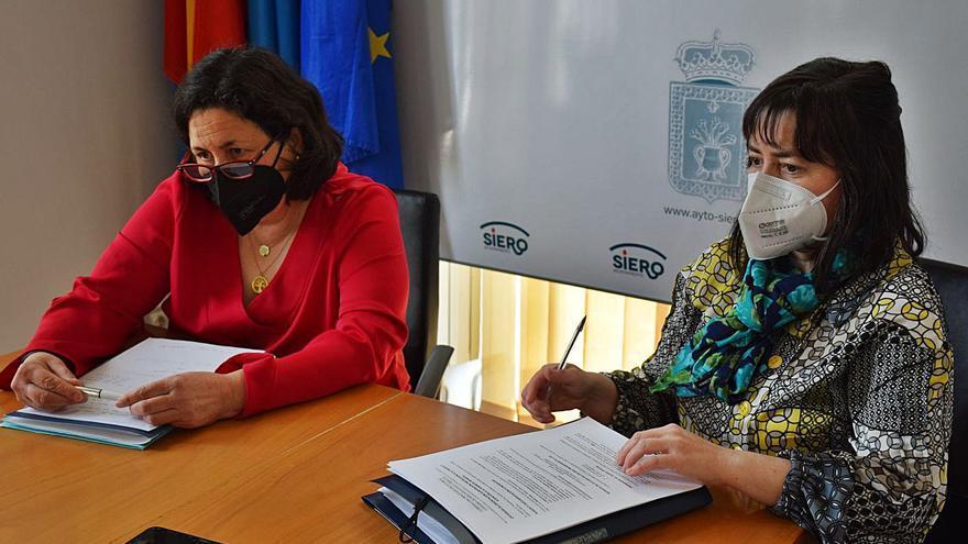 """El aumento de las familias vulnerables, que se duplicaron, """"preocupa"""" en Siero"""