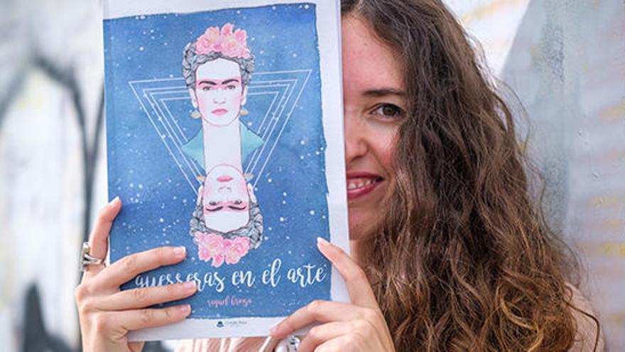 Raquel Broza: «No vull que Frida Kahlo sigui un Che»