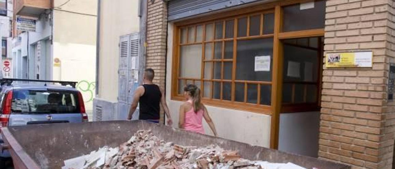 El Consell remodela la oficina del Servef de Xàtiva ante las quejas por la falta de espacio