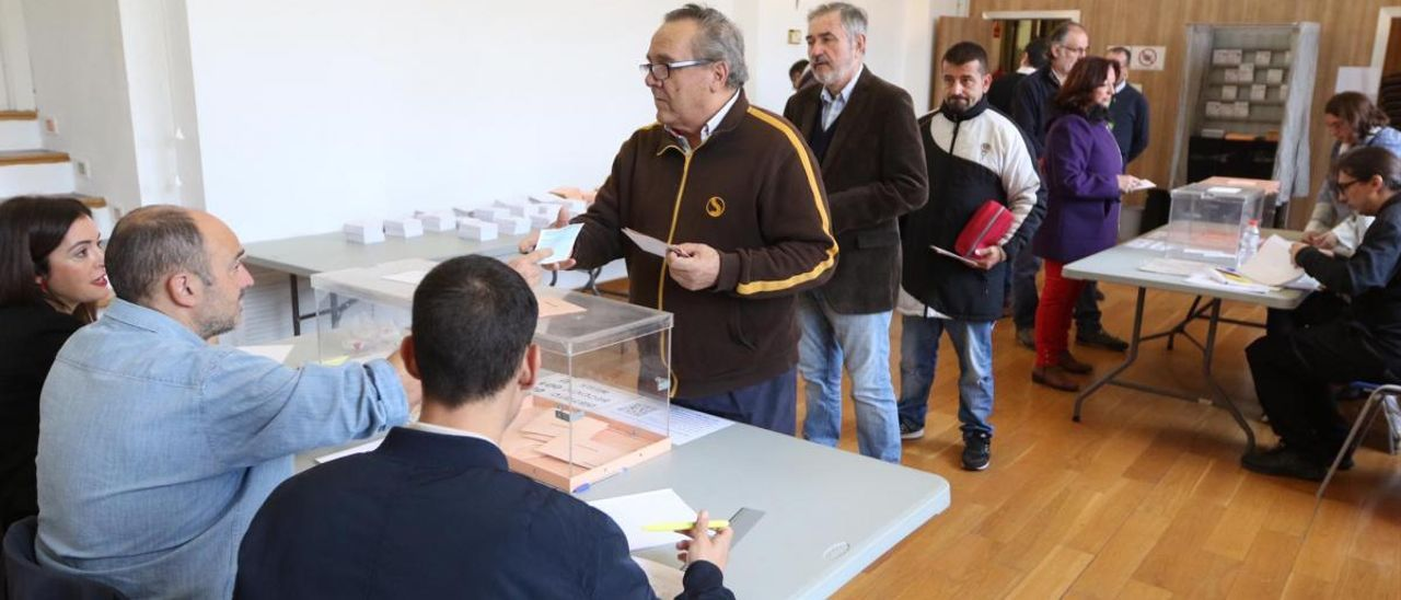 Elecciones generales 10N | Jornada de votaciones