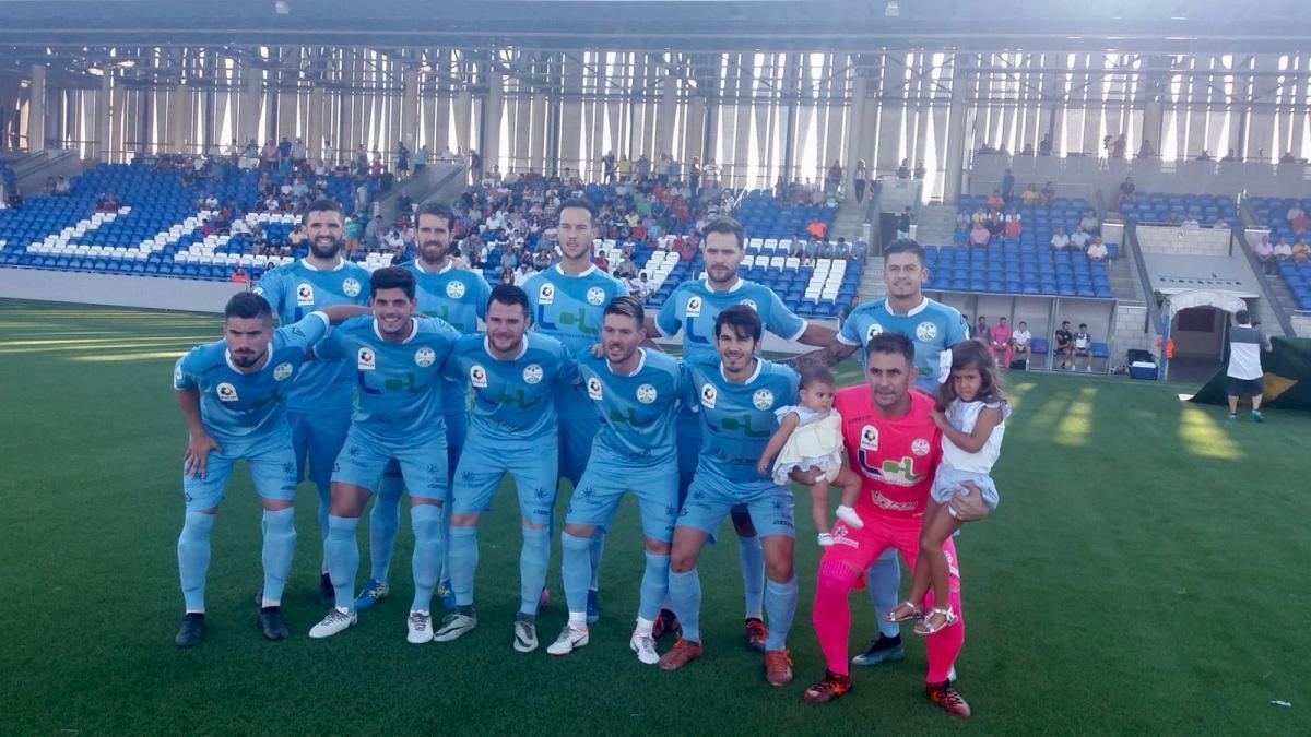 El Ciudad de Lucena quiere hacerle daño al Sevilla C