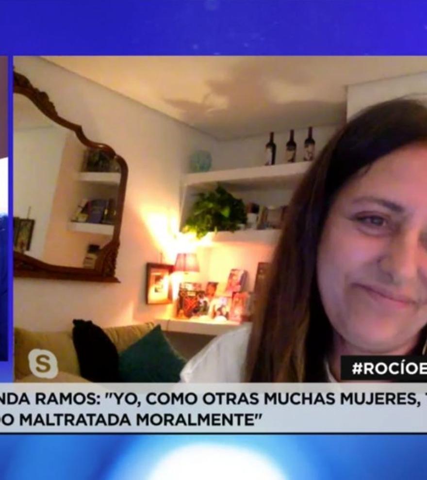 """La dura confesión de Yolanda Ramos en el especial de Rocío Carrasco: """"Yo también he sido maltratada moralmente"""""""