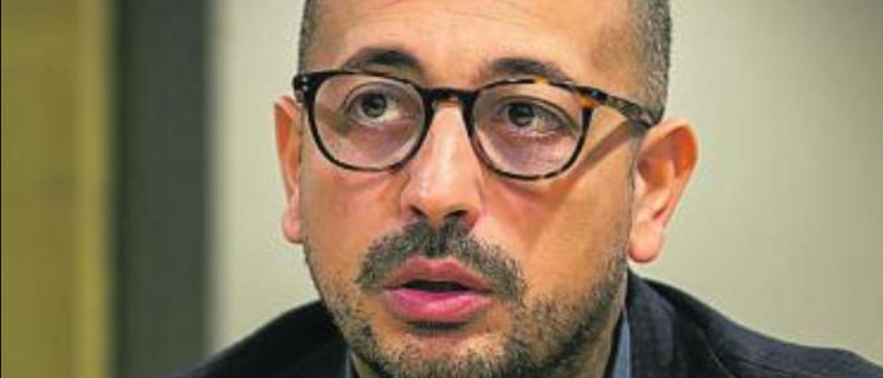 Rocco Maiorino, durante una entrevista con este medio el 5 de febrero.