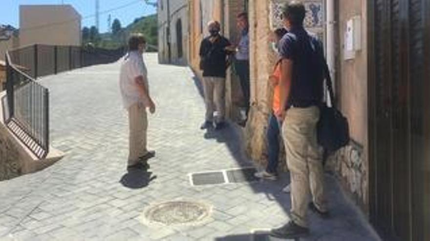 Calles peatonales para rescatar los pasos de Al-Azraq