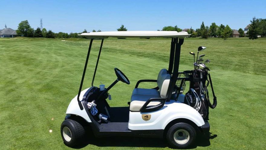 Grave al caer por un barranquillo de cuatro metros en un campo de golf en Gran Canaria