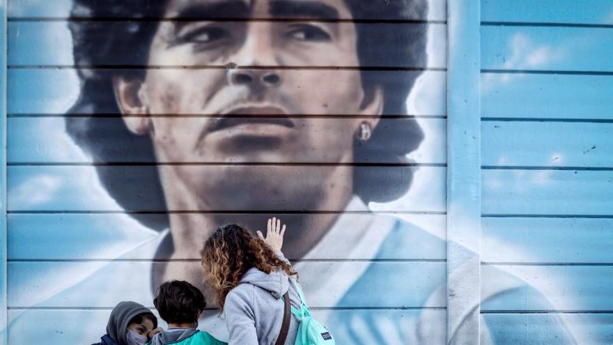 Las hermanas de Maradona declararán en la causa por la muerte del astro