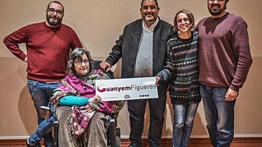 El president veïnal del barri de Sant Joan liderarà Guanyem Figueres