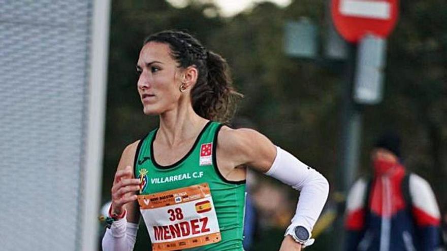 Laura Méndez debuta en el maratón con la ambición de lograr la mínima olímpica