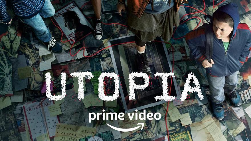 Amazon estrenará en octubre una nueva versión de la serie 'Utopía'