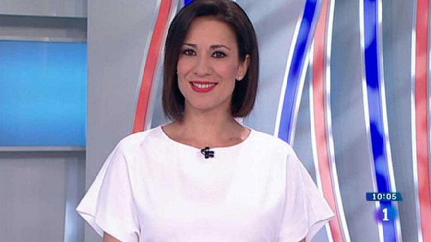 Silvia Jato presentará 'La mañana de La 1' este verano