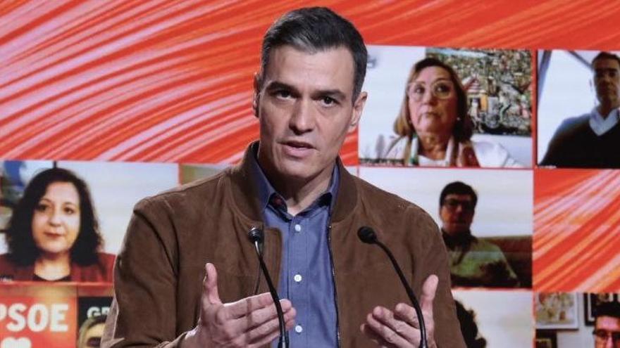 El PSOE supera de nuevo el 30% en estimación de voto, según el CIS