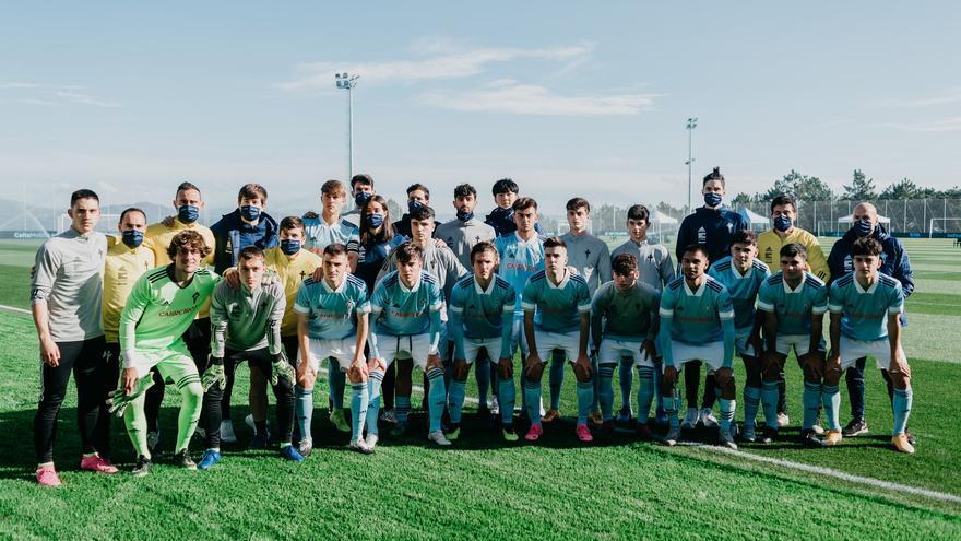 El Olimpia de Ljubljana, primer rival del Celta en la Youth League