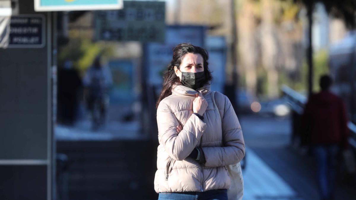 El tiempo en Valencia hoy sábado y el domingo anuncia un cambio en la temperatura.