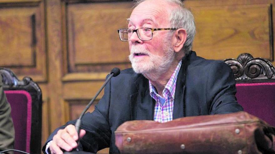 """Emilio Muñoz Ruiz: """"La globalización dirigida desde una óptica economicista es contraevolutiva"""""""