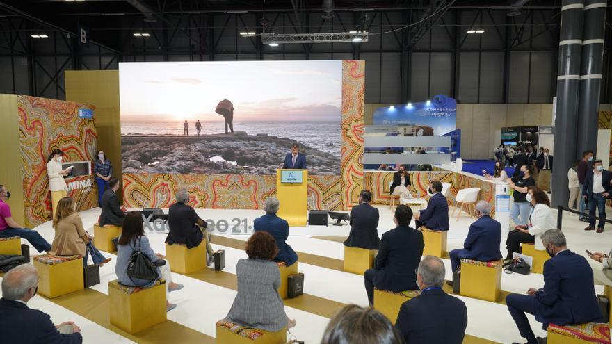 La campaña turística 'A Coruña: Soña en Atlántico' se presenta en Fitur