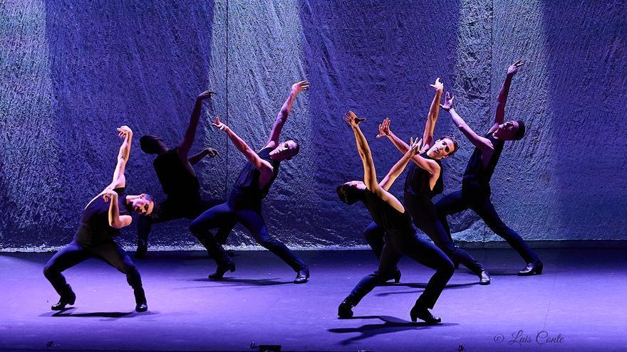 El Gran Teatro de Córdoba acoge 'Alento', la visión de Antonio Najarro sobre la danza española