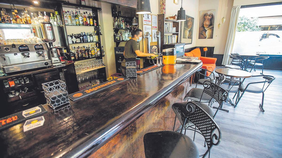 Imagen de un bar en València