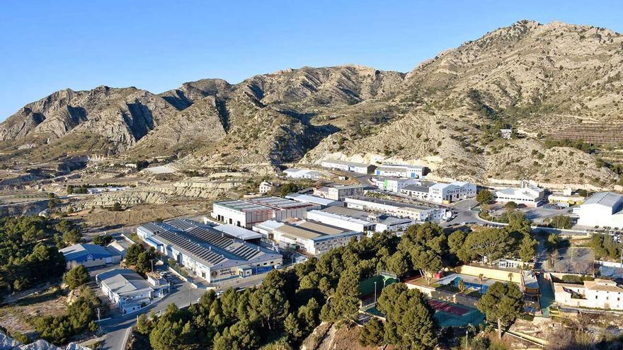 Proyectos para el suelo industrial de Xixona