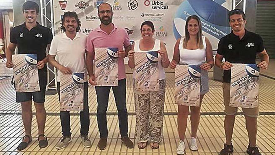 Campeonato voleiplaya AutoVidal