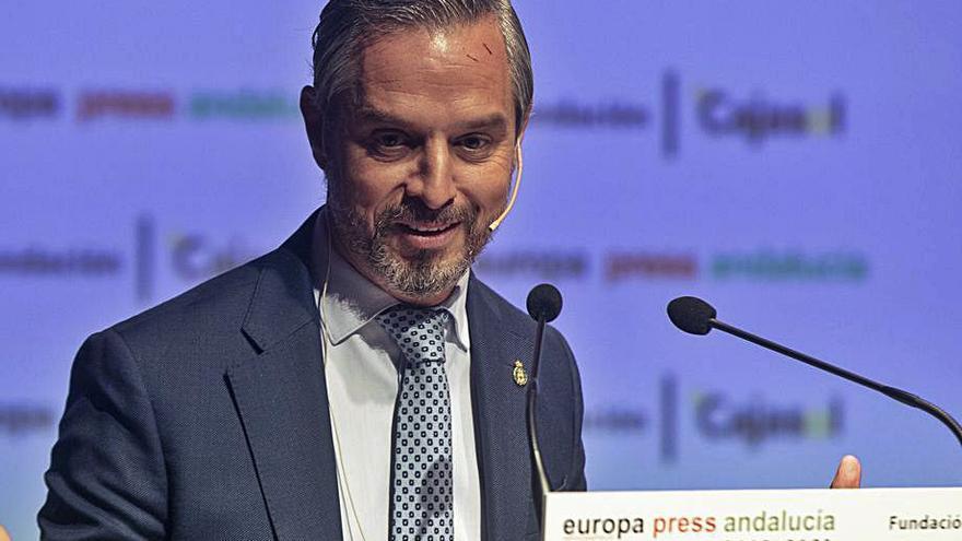 Bravo dice que las cuentas de Andalucía las pueden apoyar PSOE, UP y Vox