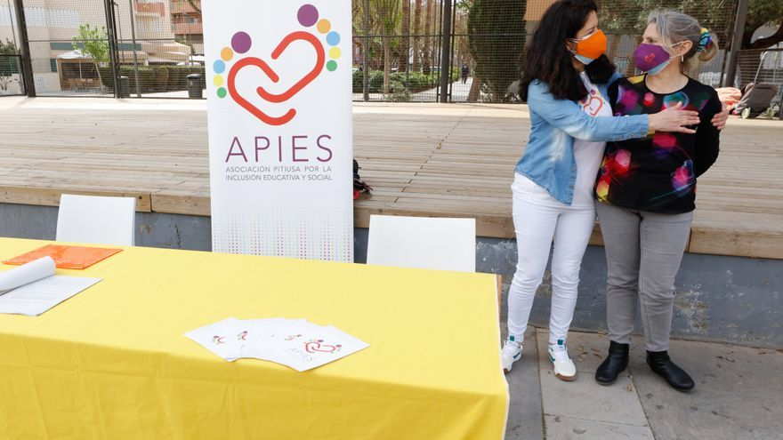 Denuncian a Educación por denegar recursos a un alumno de Ibiza con discapacidad