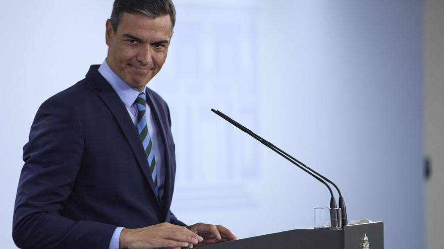 Sánchez, proclamado de nuevo secretario general del PSOE sin rival