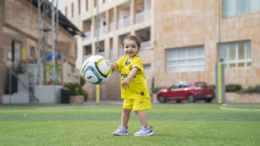 Zoe, el mejor éxito del Villarreal CF