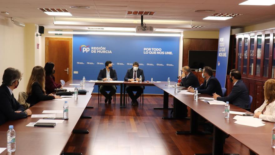 """PP: """"El retraso en los presupuestos tiene nombre y apellidos, Diego Conesa y Ana Martínez Vidal"""""""