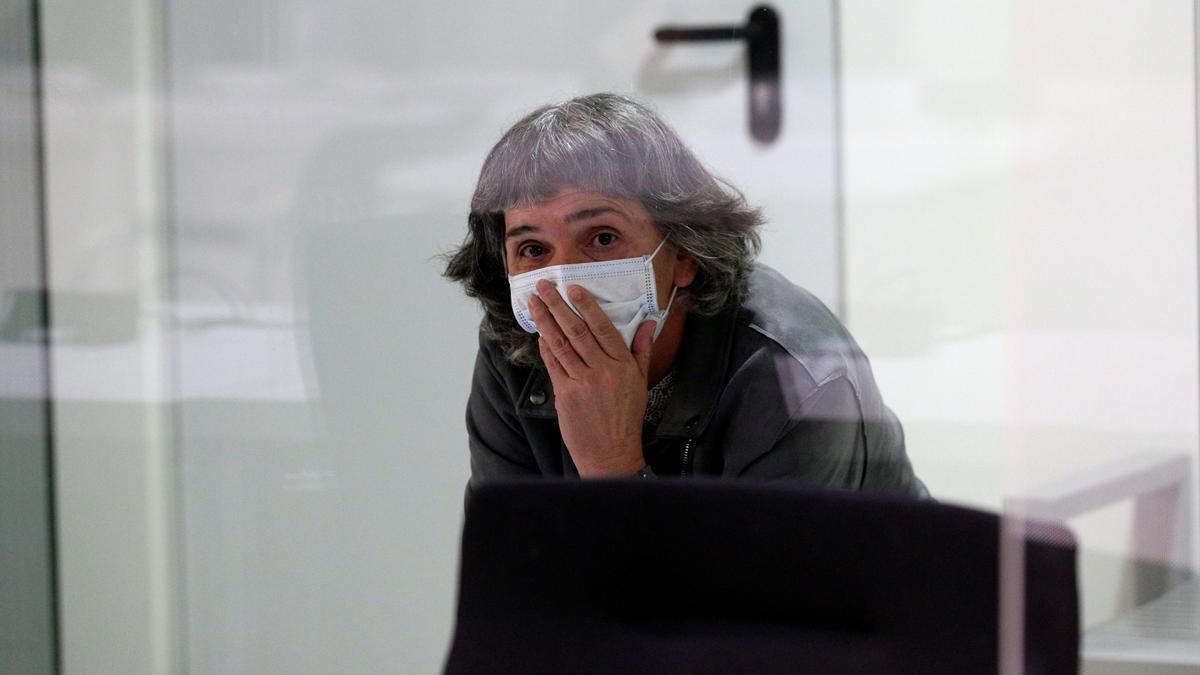 Soledad Iparraguirre 'Anboto'.