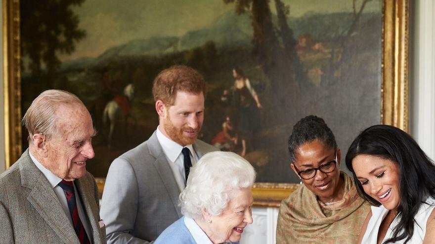 Lilibet 'Lili' Diana Mountbatten-Windsor no será princesa (por ahora)