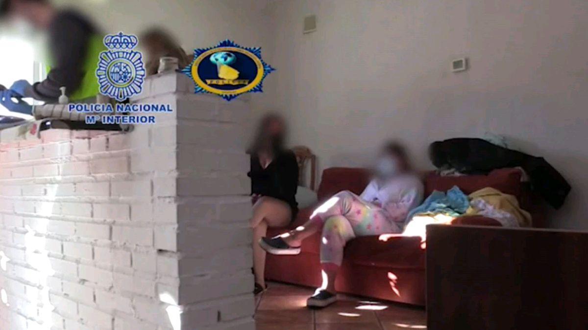 Liberadas cuatro mujeres obligadas a prostituirse en Alcalá de Henares