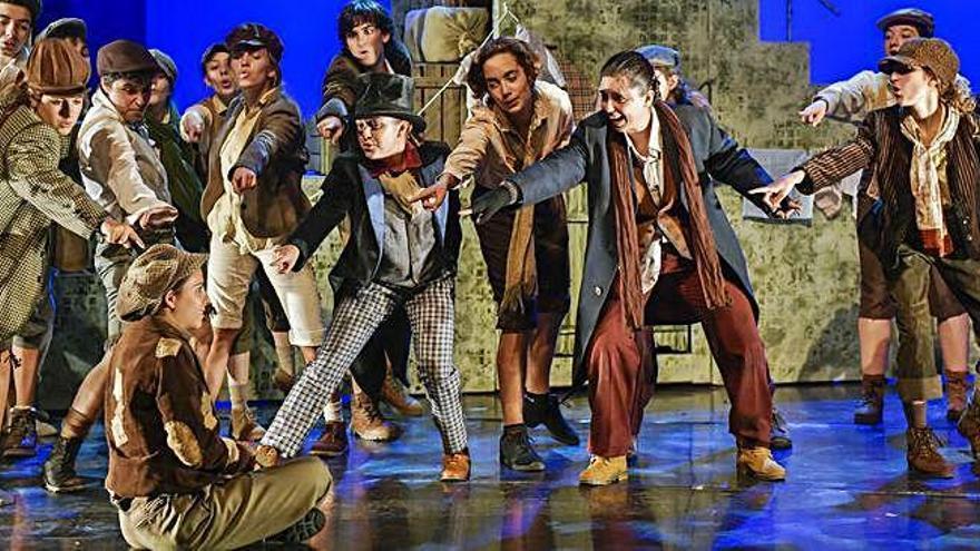 «Oliver!», de Manresa Teatre Musical, arriba el dia 2 de febrer a Solsona