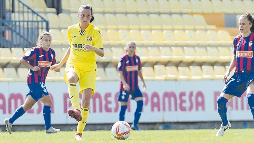 El Villarreal femenino retoma la liga con  el reto de sorprender al Athletic