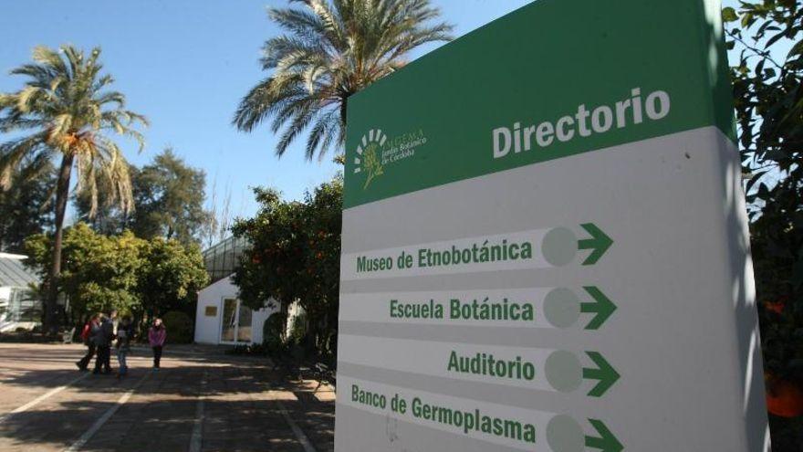 El Jardín Botánico de Córdoba será 100% accesible