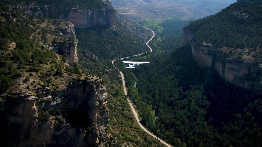 El canal Odisea recorre curiosidades e historia en 'España desde el aire'
