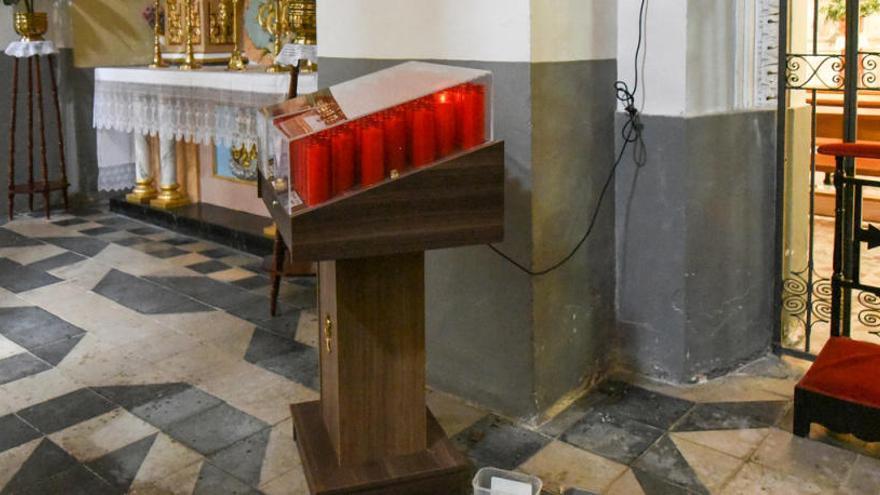 Un nuevo robo en la iglesia de Soneja alarma a los vecinos del Alto Palancia