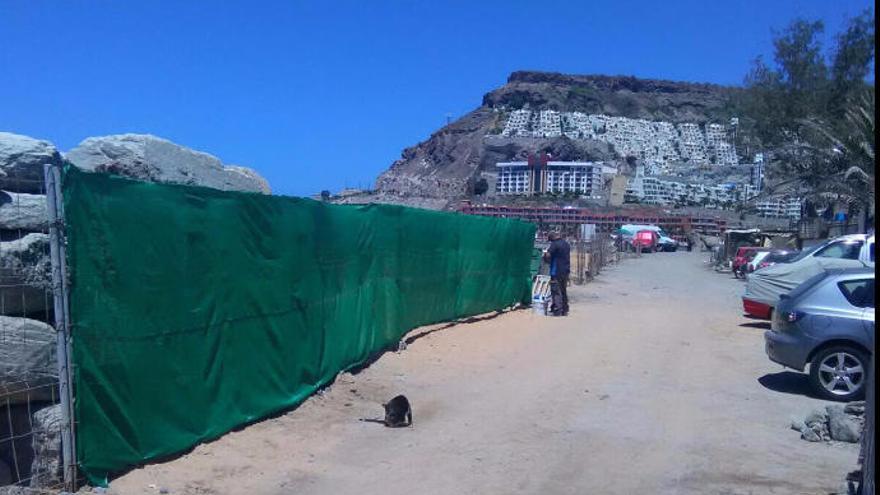 NC exige que se garantice la seguridad en la playa de Tauro