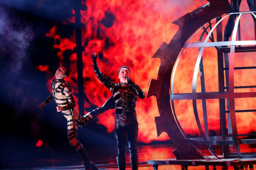 Islandia, en Eurovisión 2019