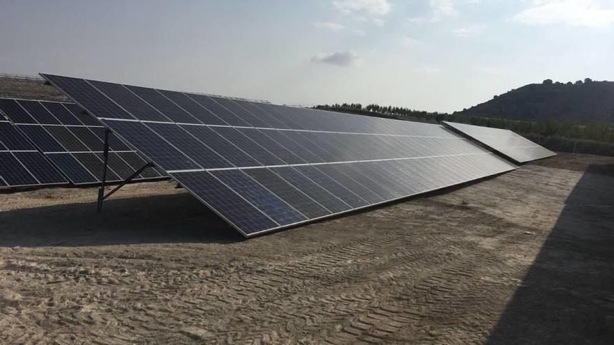 Una segunda planta solar generará empleo en Mula y alrededores