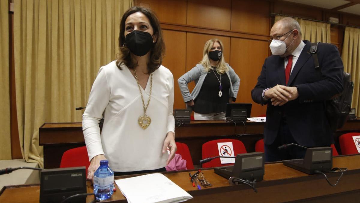 Ambrosio pide al alcalde que aprenda del caso Timoteo para abordar la comisión de Torrejimeno