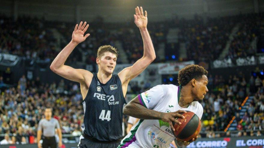 El Bilbao Basket-Unicaja se podrá ver gratis en la web de La Opinión de Málaga