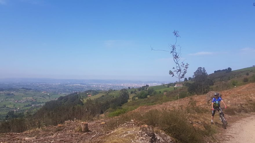 Rutas por Asturias: el nuevo mirador de la zona rural de Gijón